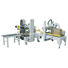 Automatic Side Corner & Flaps Folding Case Sealer